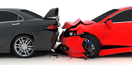 car crash insurance write off