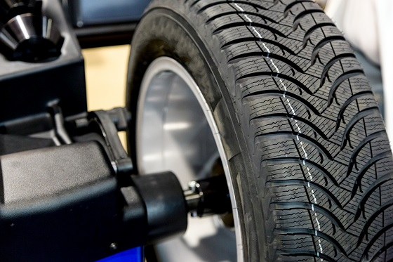 Tyre fitting service in Leicester